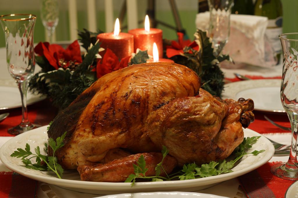 brining turkey